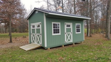 custom quaker sheds near dayton ohio