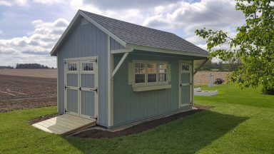 quaker sheds for sale