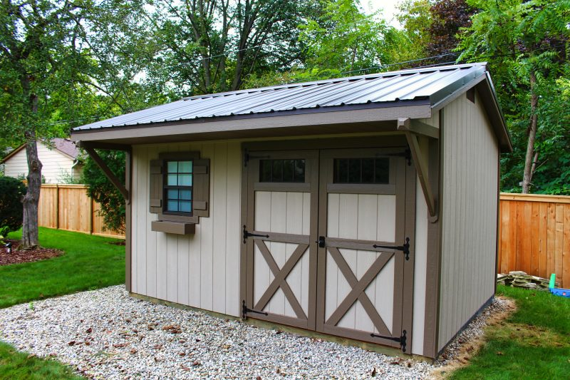 quality quaker sheds rent to own near springfield ohio
