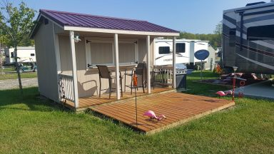 cabin sheds for sale in central ohio