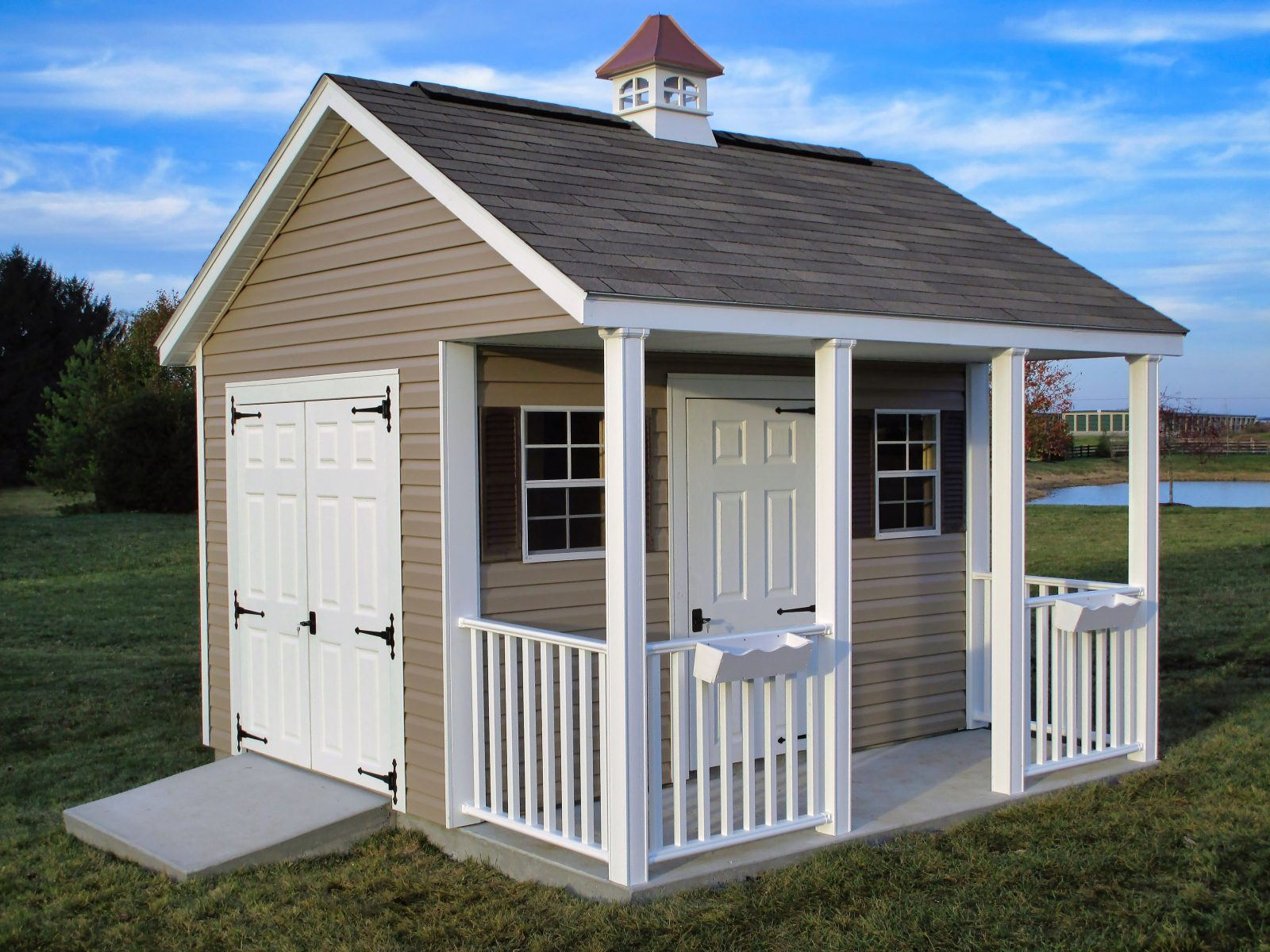 Quality Cabin Sheds 2020 Model  Beachy Barns  Since 1982