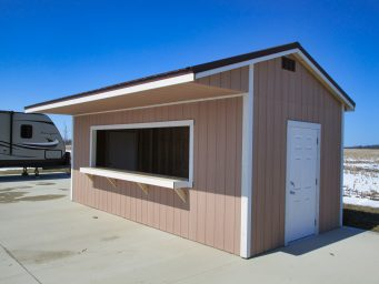 local shed bar rent to own near urbana ohio