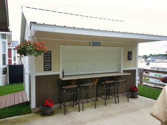 quality shed bar for sale near central ohio