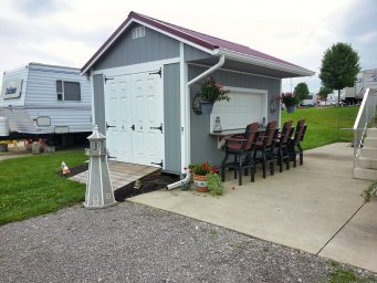 quality shed bar rent to own near london ohio