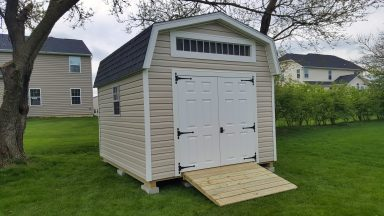 garden sheds for sale near springfield ohio
