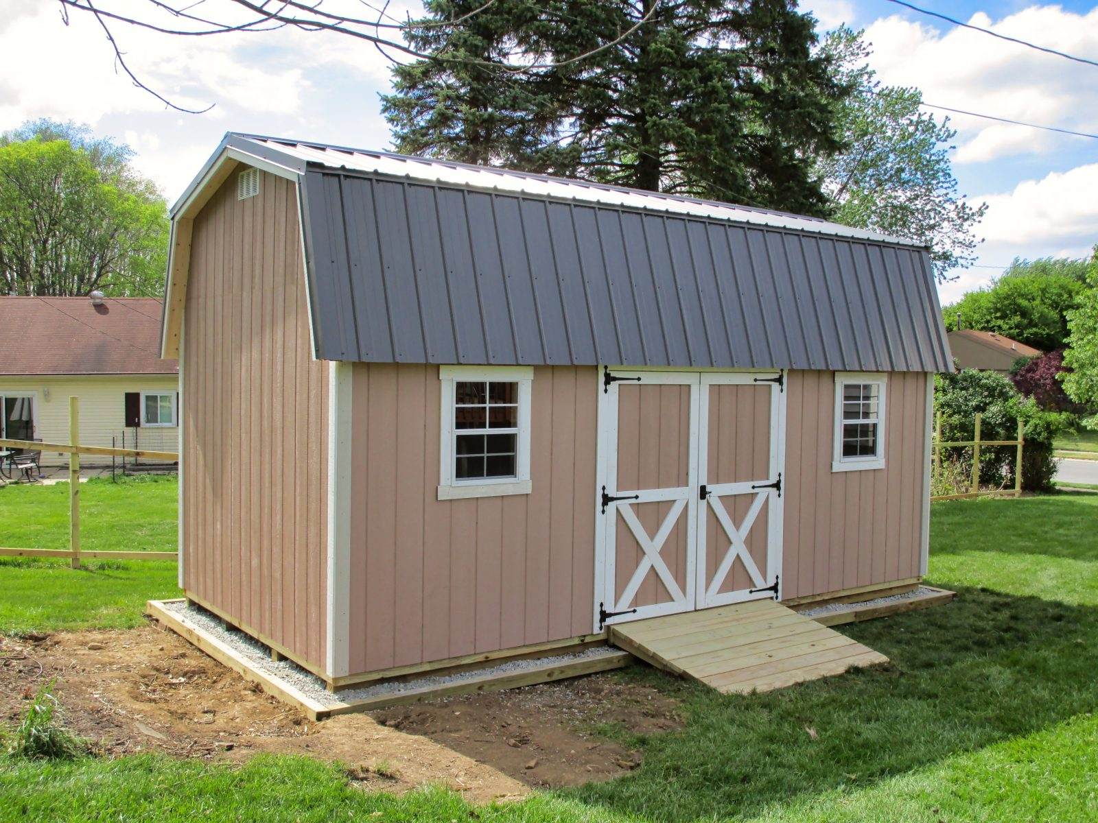 Premier Highwall Sheds   Quality Barn Sheds For Sale in Ohio