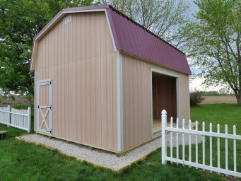 barn sheds rent to own near springfield ohio