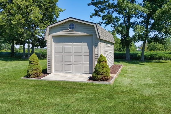 Portable Garages For Sale in OH 2020 Model | Beachy Barns