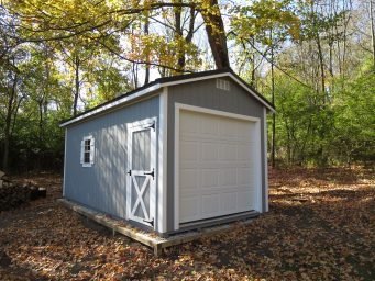 buy prefab garage near springfield ohio