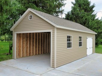 custom prefab garage for sale near westervill ohio
