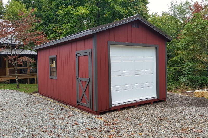 prefab garage for sale near dublin ohio