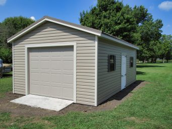quality prefab garage rent to own near me