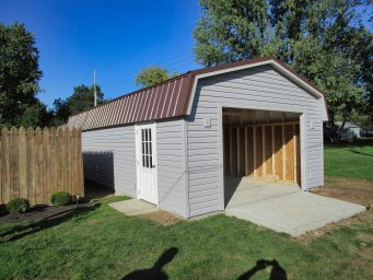 local garage shed for sale near clark county ohio