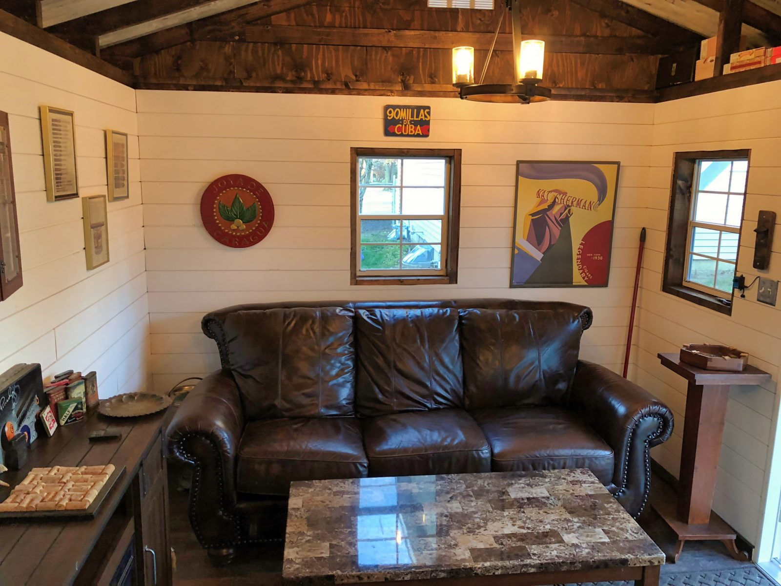 The Inspiration Room | See Creative Shed Uses and Custom Ideas