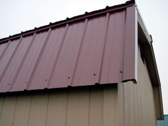 quality sheds metal roofing