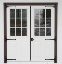 storage shed options 9 light fiberglass doors