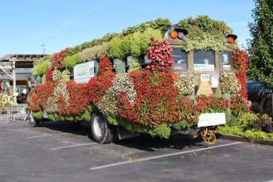 meadow view growers green house bus