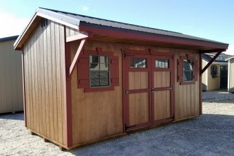 11922 amish shed