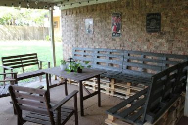 outdoor patio furniture from pallets shed interior ideas
