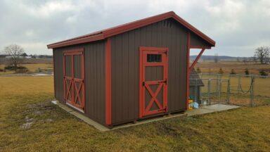 local quaker sheds in central ohio columbus area