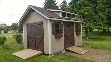 cottage sheds in columbus