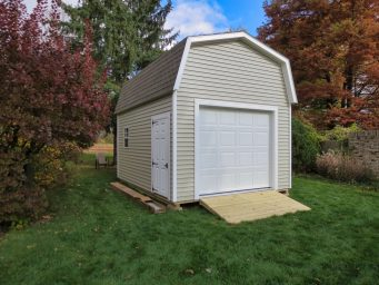 custom barn sheds rent to own in columbus