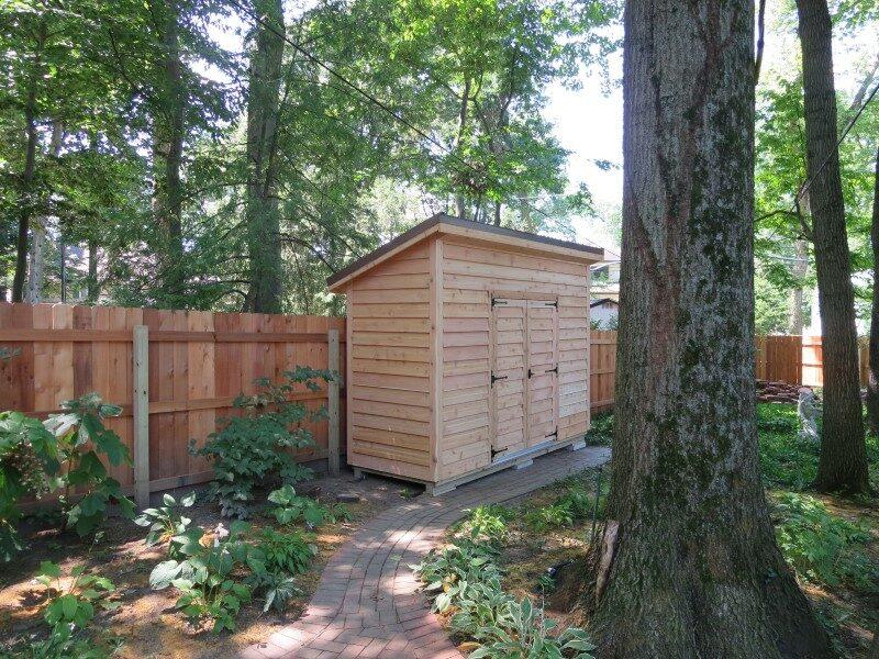beautful custom sheds