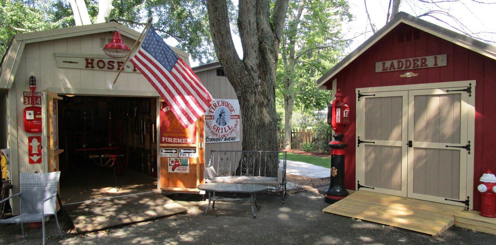 custom sheds for sale