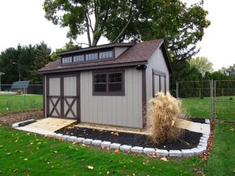 custom shed cottage