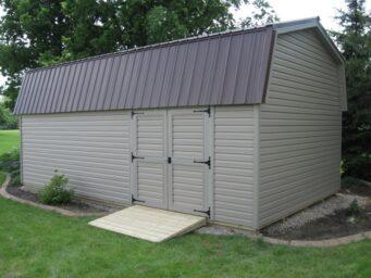 custom shed premier highwall
