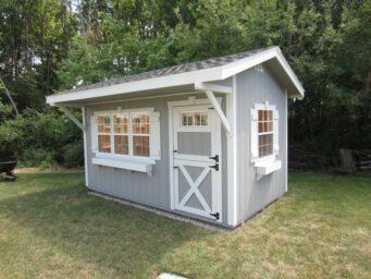 custom shed quaker