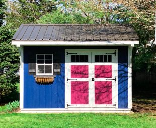 buy quality a frame sheds in columbus