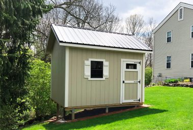 quality a frame shed in dayton