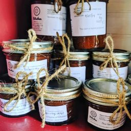 jams and jellies from kitschen bakery