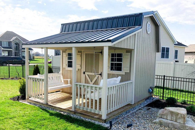 prefab sheds with porches for sale in clark county