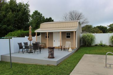 quality prefab sheds with porches for sale near franklin county ohio