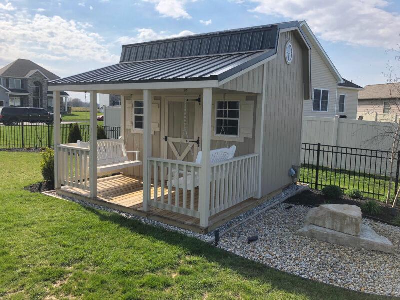 porch sheds near springfield ohio