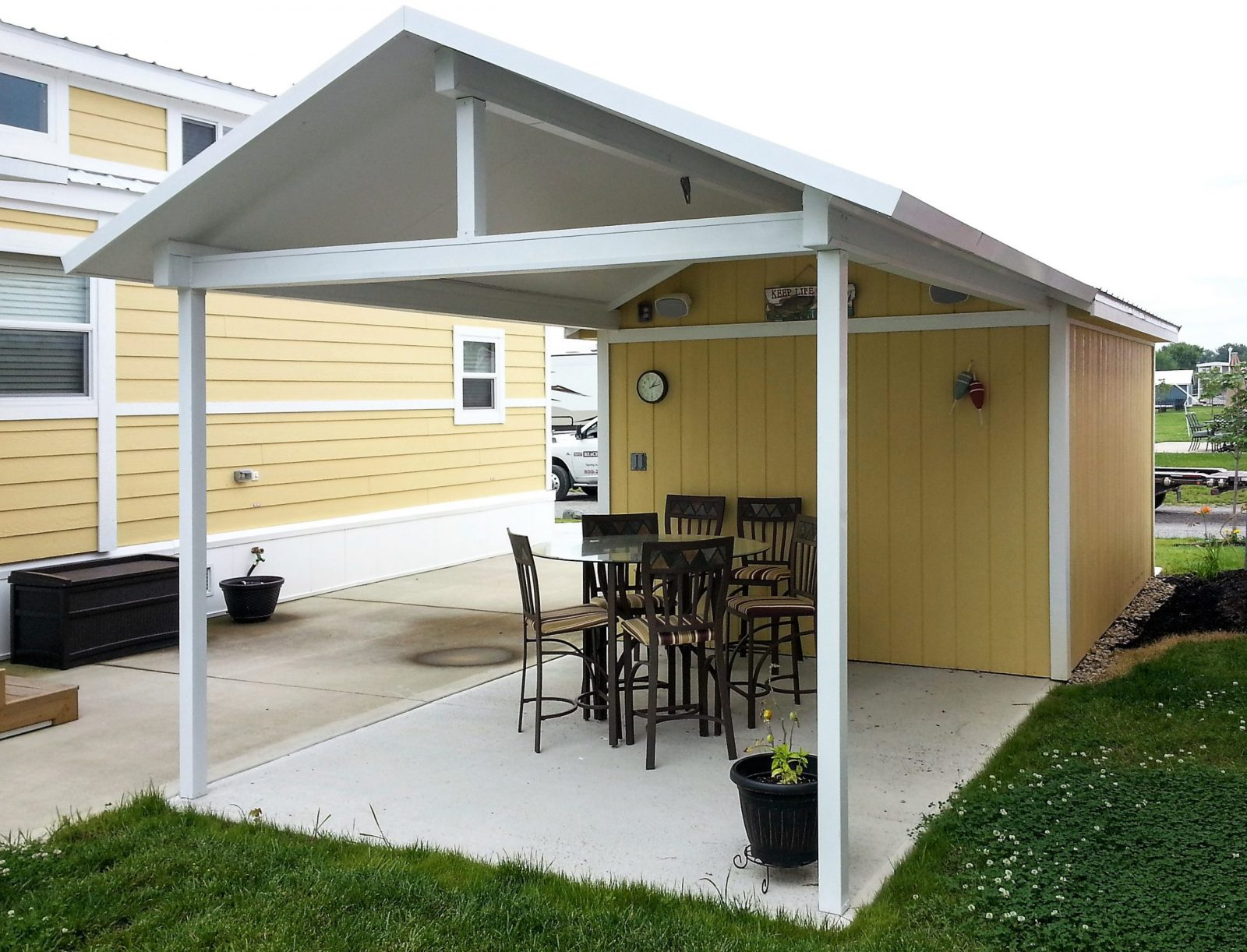 sheds with porches for sale in springfield ohio