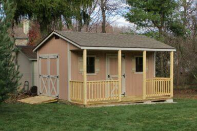 porch sheds near franklin county ohio