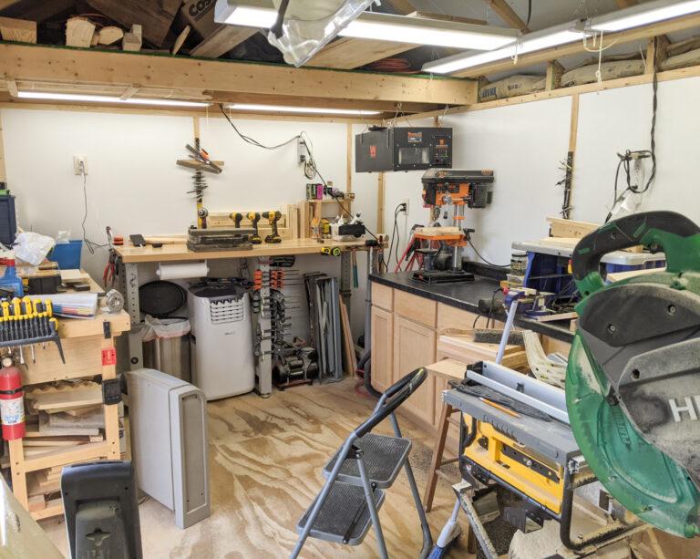 shed ideas wood shop storage shed