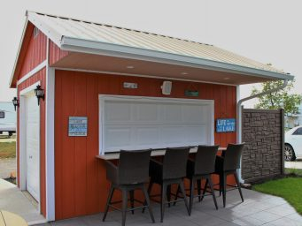 bar shed for sale in springfield ohio