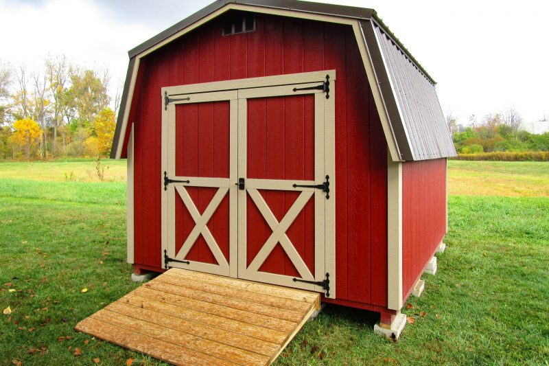 classic storage shed for sale in springfield ohio