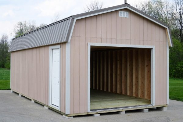 highwall prefab garage for sale in springfield ohio