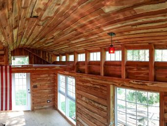 tiny home interior shed idea springfield ohio