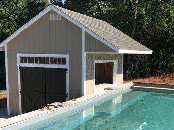 pool house shed near dayton ohio
