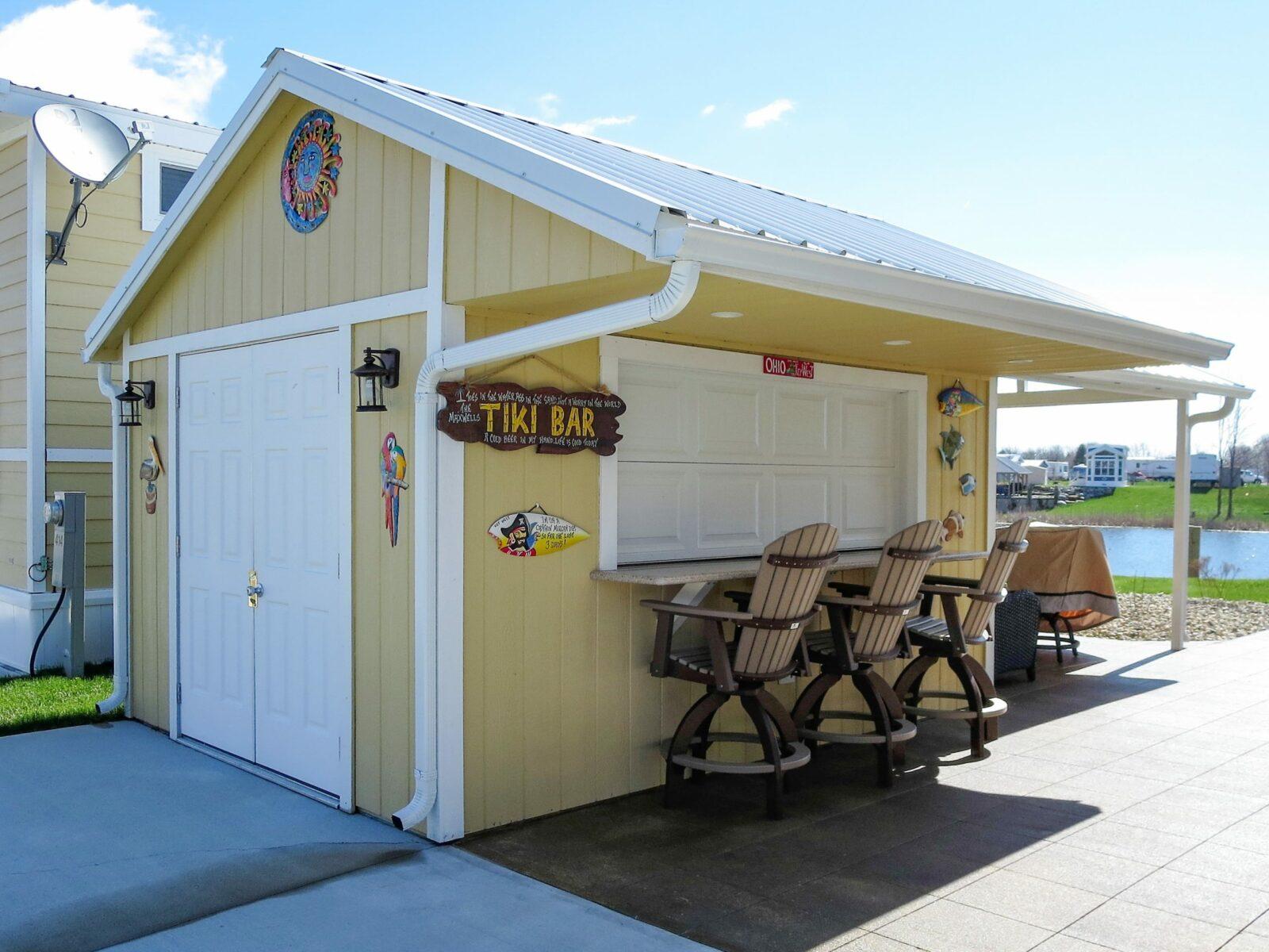 snack bar prefab pool shed columbus ohio