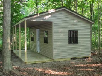 portable cabin shed available in central Ohio