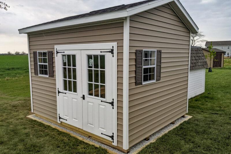 home office shed idea near dayton ohio