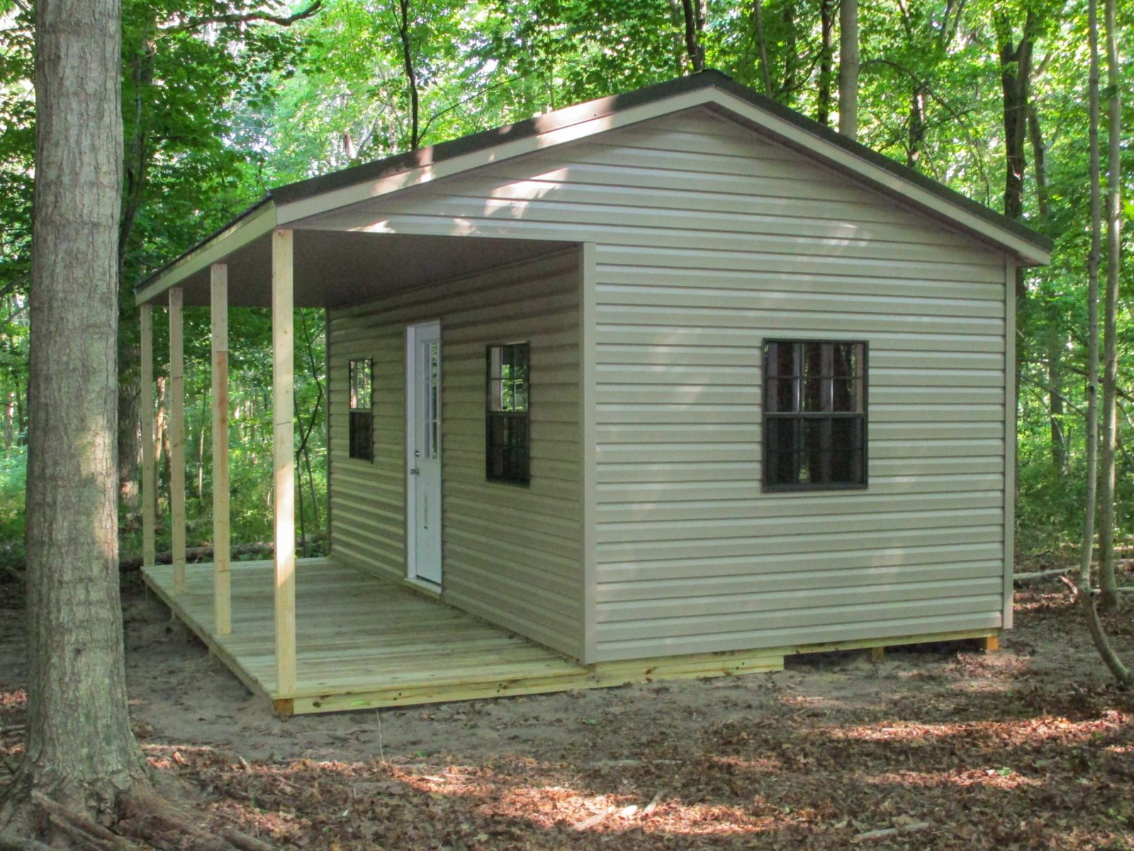 off grid cabin shed for sale in central ohio