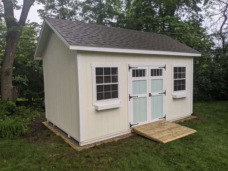 storage shed capecod